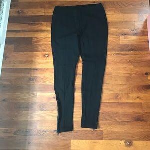 Nordstrom brand black legging pants